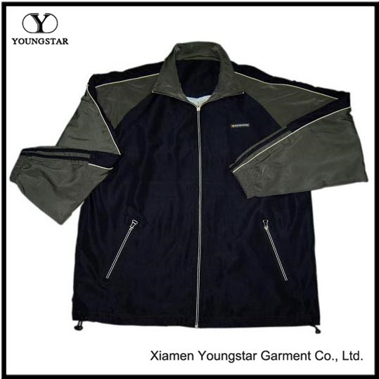 Custom Lightweight Windbreaker Sport Jackets