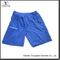 Mens Blue Elastic Stretch Athletic Gym Quick Dry Shorts