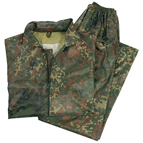Men′s Waterproof Suit Camouflage Overalls Suit