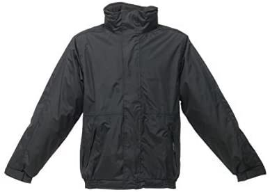 Jacket Fleece Lined Waterproof with Concealed Hood