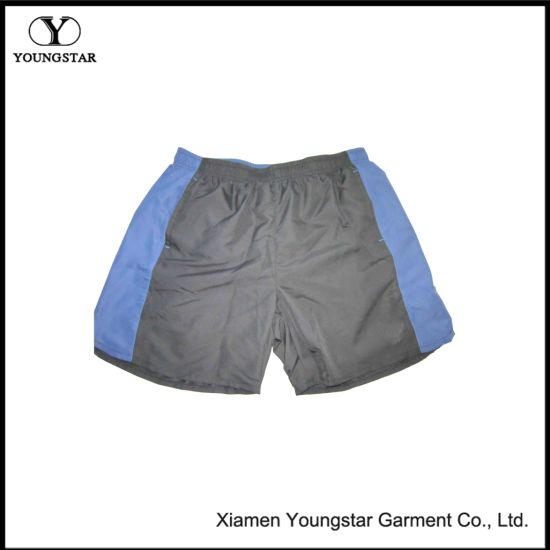 Quick Drying Fabric Men′s Casual Short Pants / Board Shorts