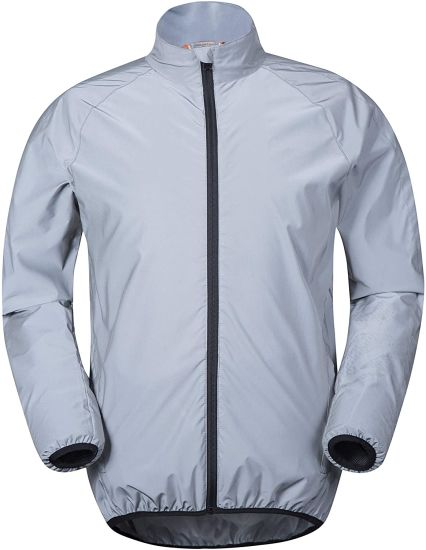 Water Resistant, Easy Care, Front Pockets, Full Zip, Long Sleeve Jacket - Perfect for Everyday Use