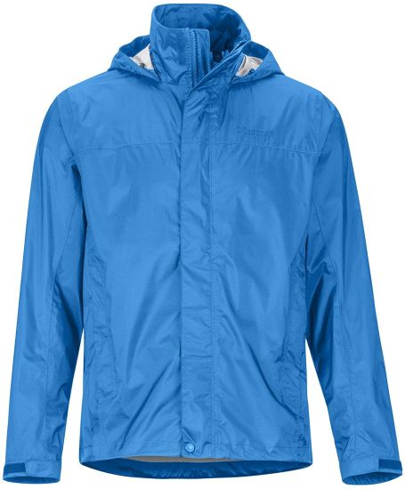 Men′s Precip Eco Jacket Hardshell Rain Jacket, Raincoat, Windproof, Waterproof, Breathable