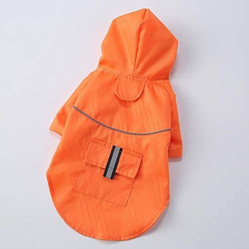 Dog Pocket Clothes Windproof Rainproof Snowproof Raincoat