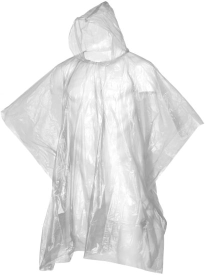 Waterproof Hooded Poncho