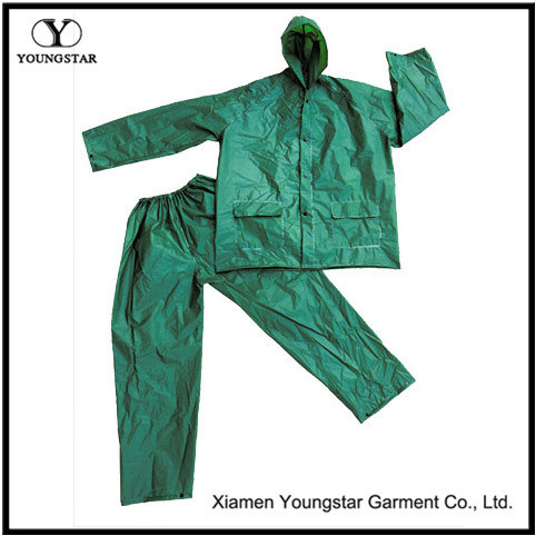 20mm Mens Economy PVC Rain Suit