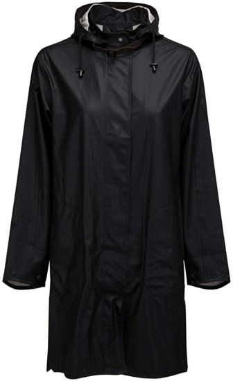 Women′s Rain Jacket Rain Coat