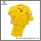 High Visibility Two Piece Yellow Rain Suit