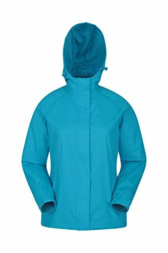 Mountain Warehouse Torrent Womens Waterproof Jacket - Ladies Raincoat